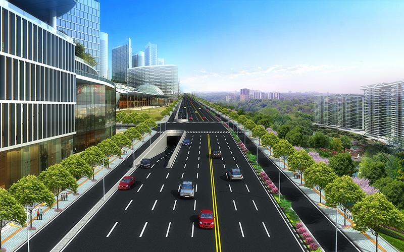 郑州市凯旋路(渠南路-陇海路)新建工程