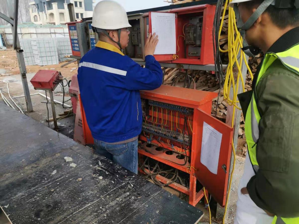 机械化公司开展双重预防体系专项检查